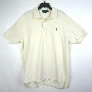 Polo Ralph Lauren Pique Polo Shirt Men's XL Pony